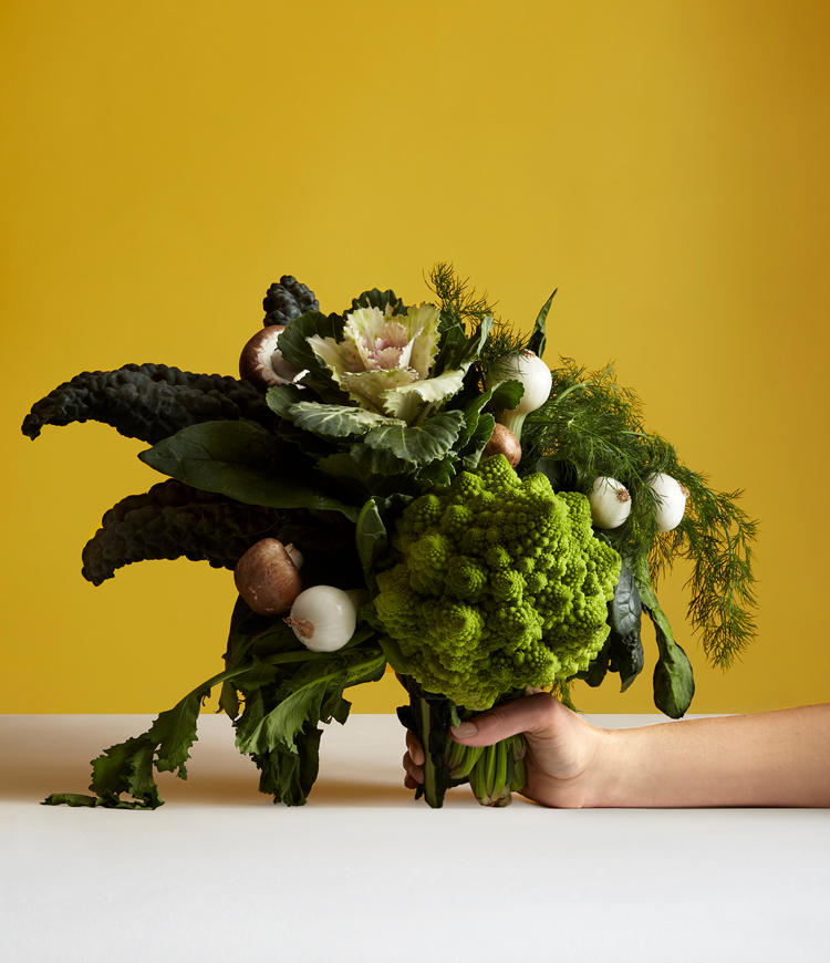 katie hammond love veg white and green still life food photography