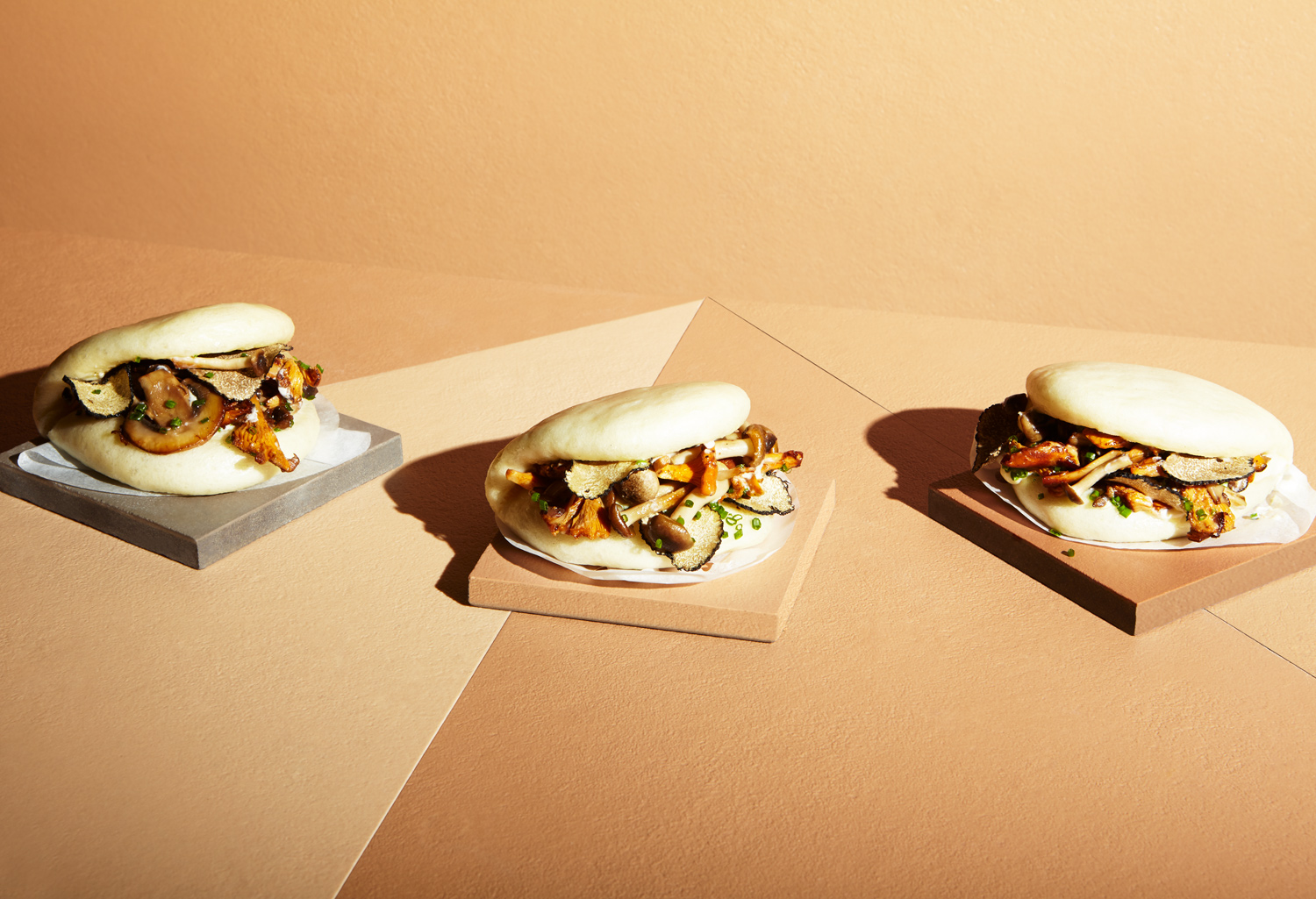 katie hammond photography buns and buns still life food bao