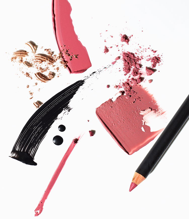 katie hammond next beauty make Up Swatch still life